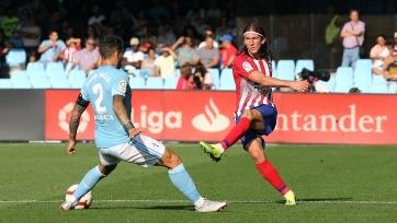 «Атлетико» на выезде проиграл «Сельте»