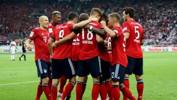 «Бавария» разгромила «Штутгарт»