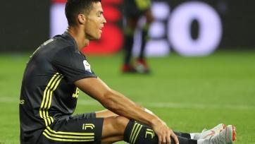 Аллегри: «Роналду провёл хороший матч»