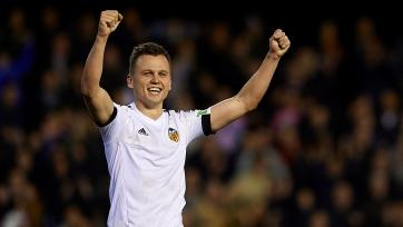 Черышев попал в стартовый состав «Валенсии» на матч с «Леванте»