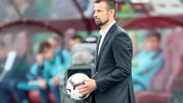 Семак дал комментарий перед матчем со «Спартаком»