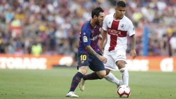 «Барселона» уничтожила дебютанта Ла Лиги