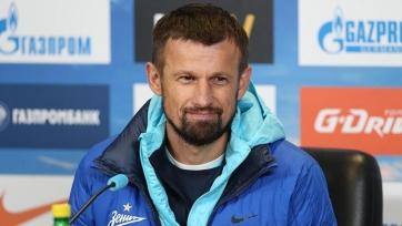 Семак прокомментировал результат матча со «Спартаком»