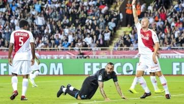 «Марсель» на выезде обыграл «Монако»