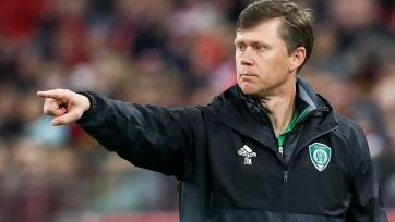 Главный тренер «Ахмата» подал в отставку