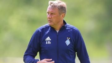 Хацкевич заявил, что не собирается уходить с поста главного тренера «Динамо»