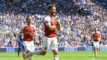 Футболиста лондонского «Арсенала» могут дисквалифицировать за празднование гола