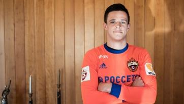 Хавбек ЦСКА повредил связки голеностопного сустава