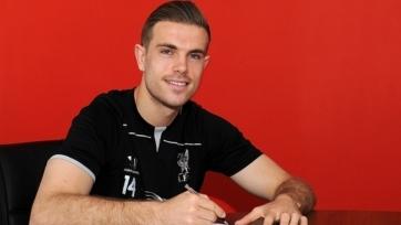 Официально: Хендерсон подписал новый контракт с «Ливерпулем»