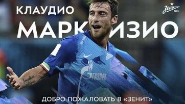 Официально: Маркизио перешёл в «Зенит»