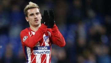 «Атлетико» недоволен тем, что Гризманн не попал в топ-3 игроков года ФИФА