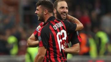 «Милан» проиграл лишь один домашний матч в 2018 году