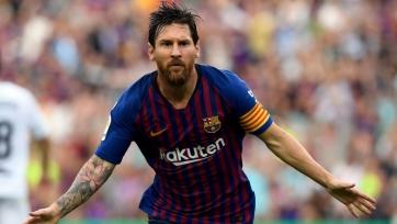 Месси: «Барселона» способна победить в Лиге чемпионов»