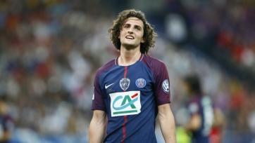«Милан» назван фаворитом в гонке за полузащитником ПСЖ