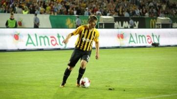Бесплатные билеты на матч «Кайрата» и «Зенита» разобрали за два часа