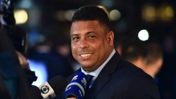 Роналдо назвал свой вариант сборной лучших футболистов всех времён