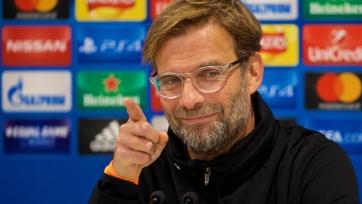 Юрген Клопп определился с составом на групповой этап Лиги чемпионов