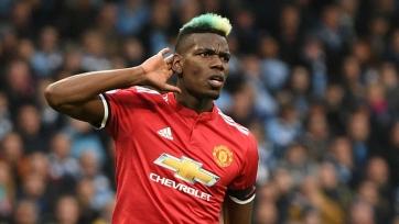 Погба готов остаться в «Манчестер Юнайтед» при одном условии