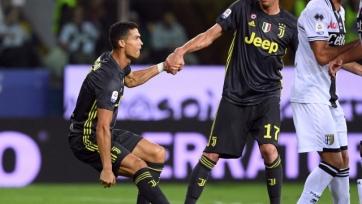 Манчини: «Сейчас у Роналду трудные времена»