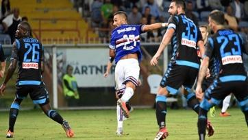 Квальярелла прокомментировал свой шикарный гол в ворота «Наполи»