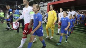 Сборная Словакии разгромила Данию