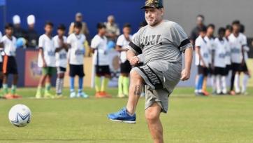 Марадона может продолжить карьеру в Мексике