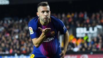 «Барселона» предложила Альбе новый контракт