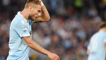 Иммобиле продлит контракт с «Лацио» на следующей неделе