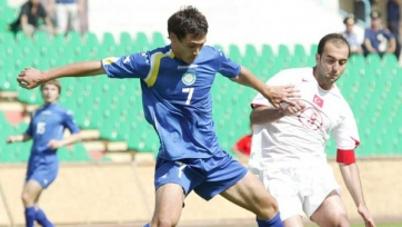 Автор первого гола сборной Казахстана в ворота сборной Грузии верит в победу
