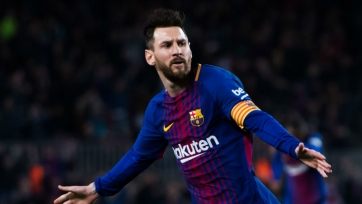 Месси не получит 5 звезд за технику в FIFA 19