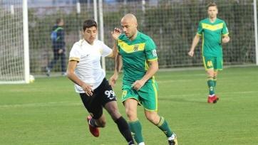 Грузинские футболисты «Тобола» не считают ждут встречи с друзьями