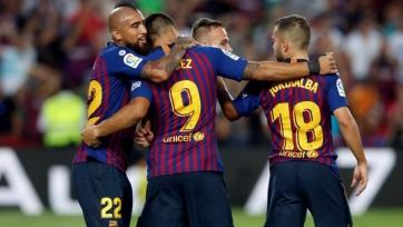 Новобранец «Барселоны» травмировал колено на тренировке