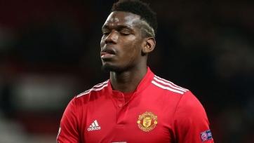 Погба намекнул на возможность ухода из «Манчестер Юнайтед»