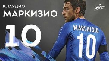 Стало известно, когда Маркизио будет представлен в качестве игрока «Зенита»