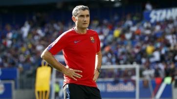 Вальверде и «Барселона» не ведут переговоров о новом контракте