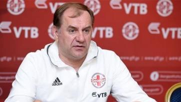 Тренер сборной Грузии дал оценку игре лидера сборной Казахстана