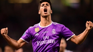 Асенсио отказался от семёрки в «Реале»