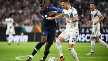 Германия и Франция разошлись миром