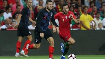 Сборная Португалии сыграла вничью с Хорватией