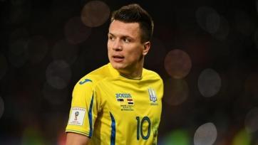 Коноплянка прокомментировал победу сборной Украины