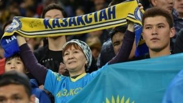 Матч сборных Казахстана и Грузии посетило больше 28 тысяч болельщиков