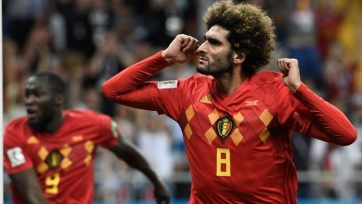Феллаини и еще два игрока пропустят матчи сборной Бельгии