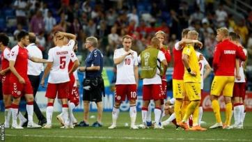 Игроки сборной Дании помирились с федерацией