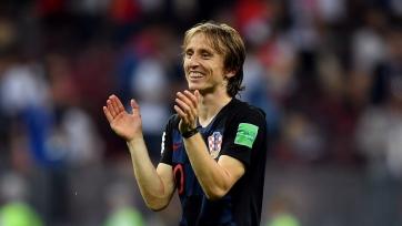 Модрич: «Роналду поздравил меня с призом лучшему игроку ЛЧ»