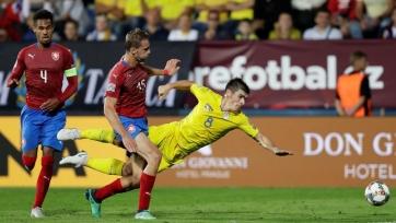 Впервые за 10 лет в составе Украины не было ни одного игрока киевского «Динамо»