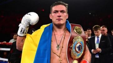 Усик готов к реваншу с боксером из лагеря Головкина