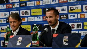 Кьеллини собирается помочь молодым итальянским игрокам