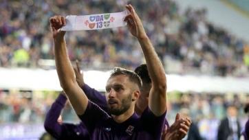 Серия А разрешит игрокам «Фиорентины» носить повязки в память об Астори