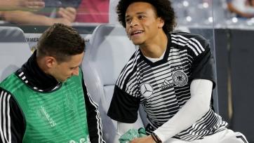 Сане не примет участия в игре с Перу