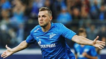 Дзюба забил 15-й гол за сборную России, он догнал Сычёва